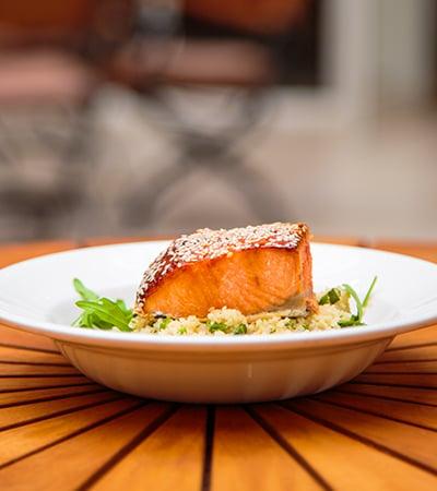 Delicious-salmon