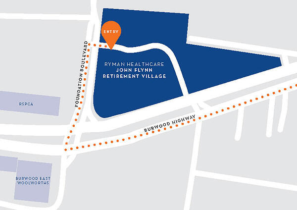JF Village Entrance Map_Proof