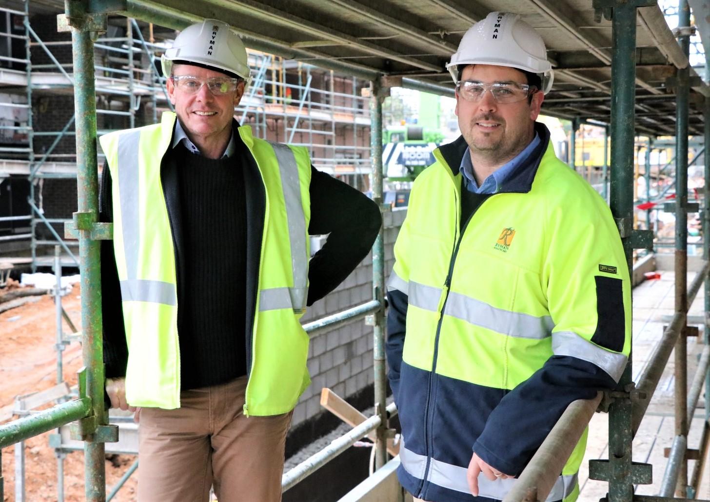 Profile: construction team