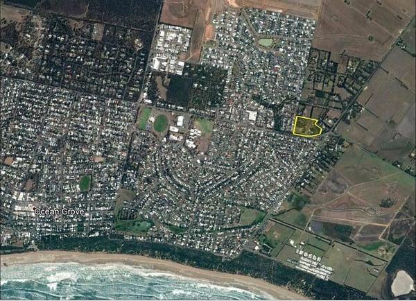 Ocean Grove aerial