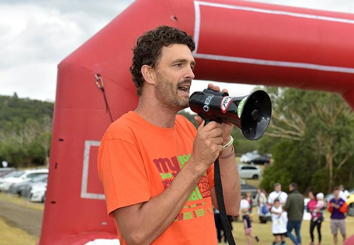 Geoff Nyssen - Mt Eliza Fun Run