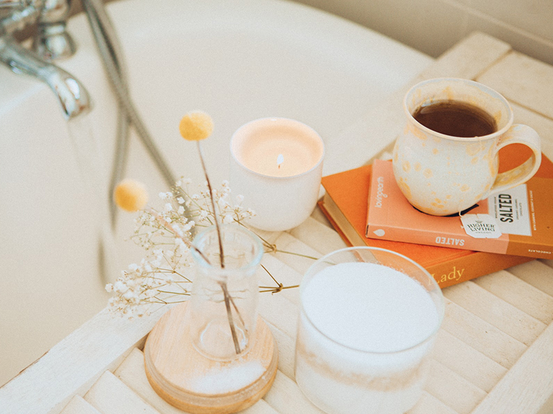 Mothers day - DIY spa day