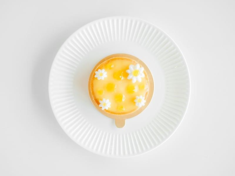 double Lemon Cake in a Mug - small