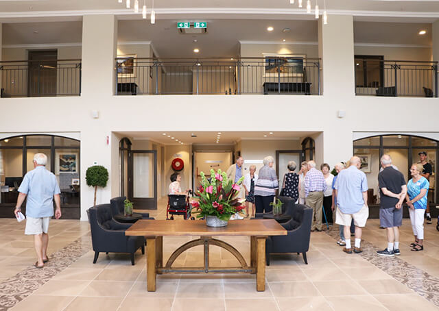 'Five star': step inside Nellie Melba's new village centre