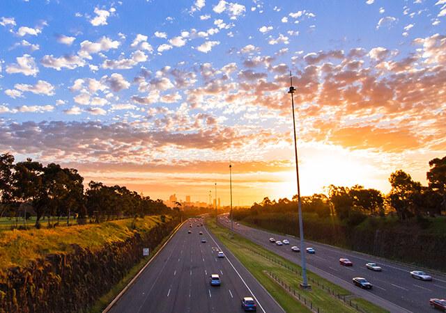 Melbourne-Highway