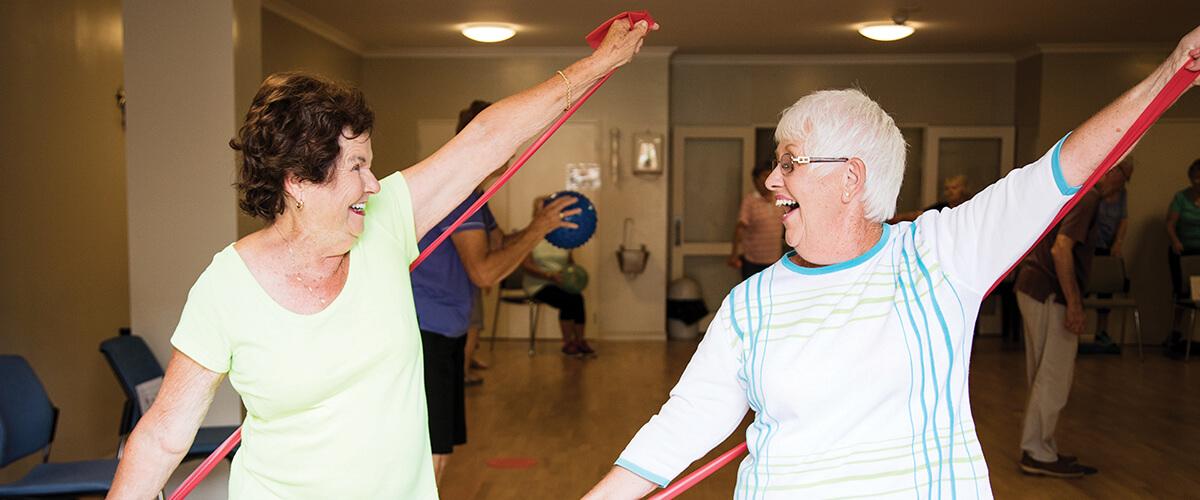 Aberfeldie Retirement Village   Ryman Healthcare